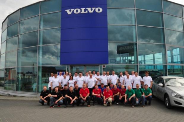 Volvo: serwisowa rywalizacja