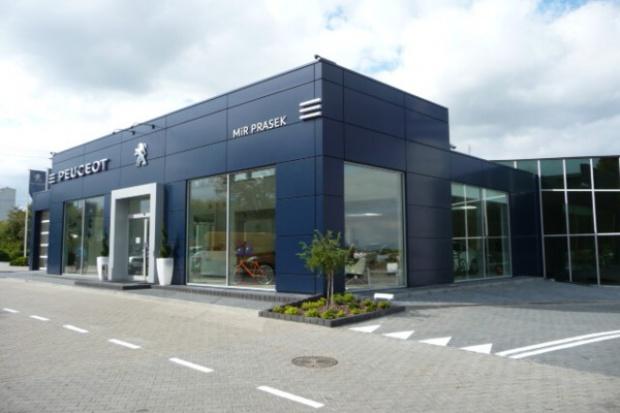 Radomski salon Peugeot w nowej odsłonie