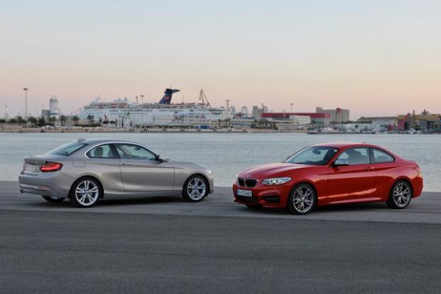 Całkiem nowa seria BMW