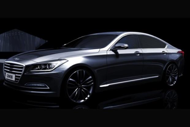 Hyundai zapowiada wprowadzenie nowego modelu Genesis