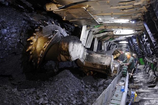 Węgiel w ciężkich czasach