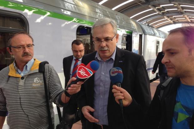 PKP Intercity chwali się zmodernizowanymi wagonami