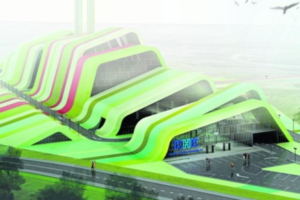 Rusza budowa spalarni odpadów w Krakowie