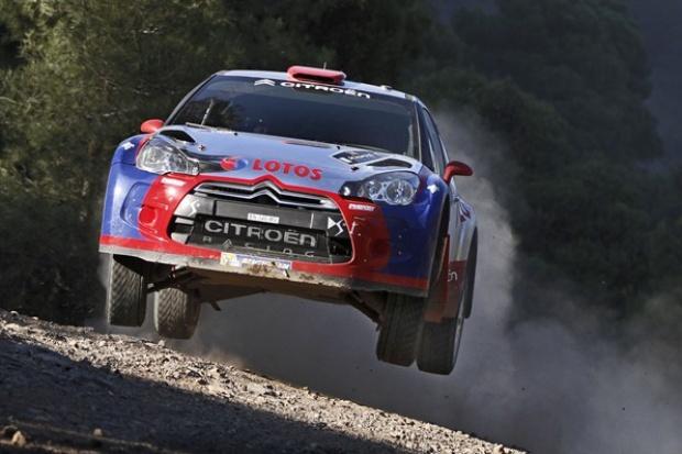 Kubica mistrzem klasy WRC2