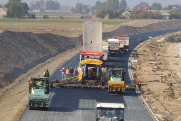 Na początku 2014 r. A1 Toruń - Stryków ma być przejezdna