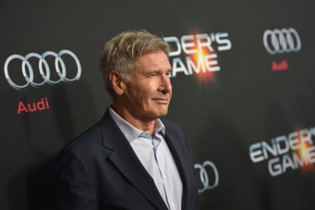 Harrison Ford za kierownicą futurystycznego Audi