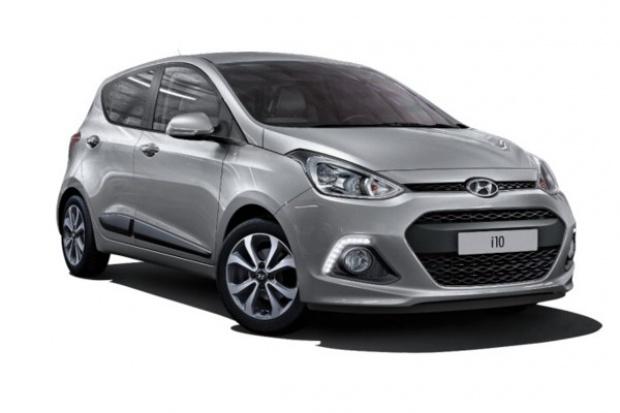 Hyundai wiele obiecuje sobie po modelu i10