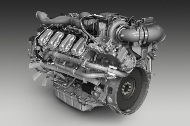 Silnikowa polityka marki Scania