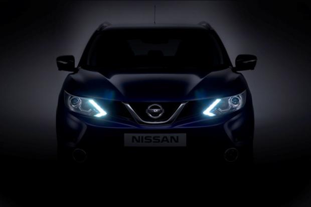 """Nissan """"za chwilę"""" pokaże nową generację modelu Qashqai"""