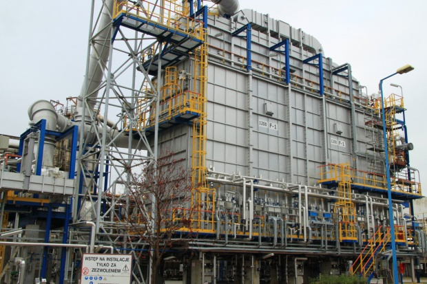 Trzy nowe piece w rafinerii Lotosu
