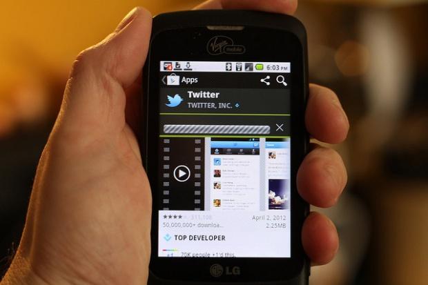 Rewelacyjny debiut Twittera na giełdzie