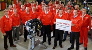 Audi Hungaria wyprodukowało już 25 milionów silników