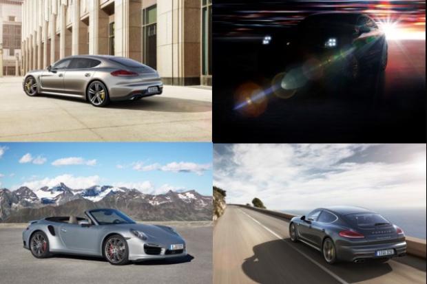 Porsche kończy rok licznymi premierami