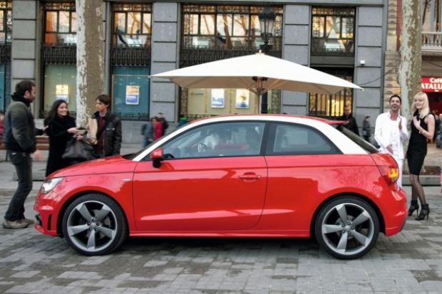 Niemcy ufają motoryzacji a najbardziej ... Audi