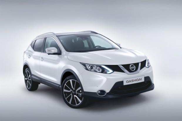Nissan ogłosił ceny nowego modelu Qashqai