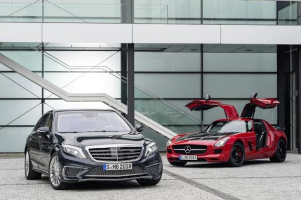 Podwójna premiera Mercedes-AMG