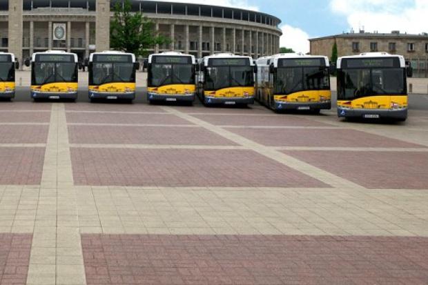 Polski rynek wchłonie w tym roku do 1200 nowych autobusów