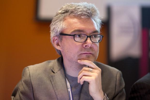 Dariusz Szwed, przewodniczący Rady Programowe j Zielonego Instytutu