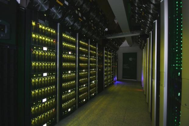 Superkomputer z AGH najlepszy w Polsce, 145. na świecie