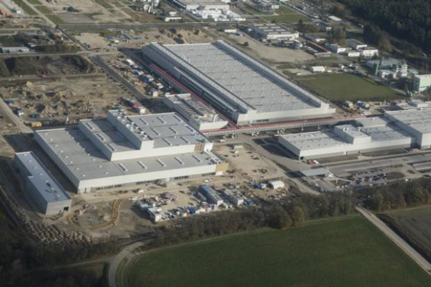 Audi powiększa fabrykę w Ingolstadt o nowy zakład produkcyjny