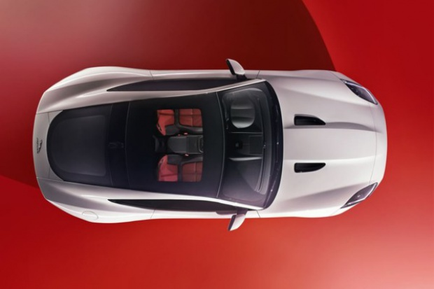 Jaguar wprowadza nowy supermodel - F-TYPE Coupe