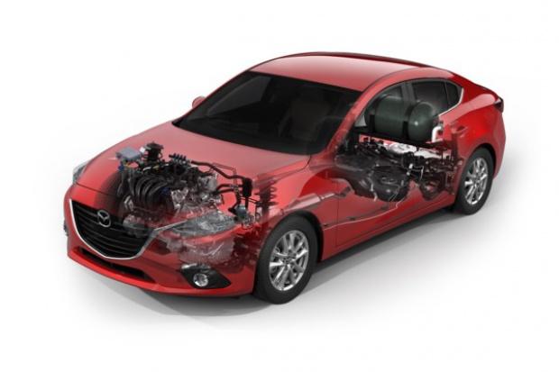 Mazda3 w nowych odsłonach