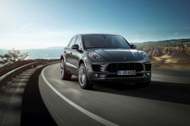 Macan: światowa premiera kompaktowego SUV-a Porsche