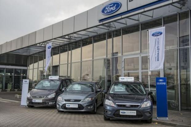 """Ford Polska wprowadza nowy program """"Ford Używane"""""""