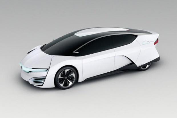 Tak będzie wyglądać nowa wodorowa Honda