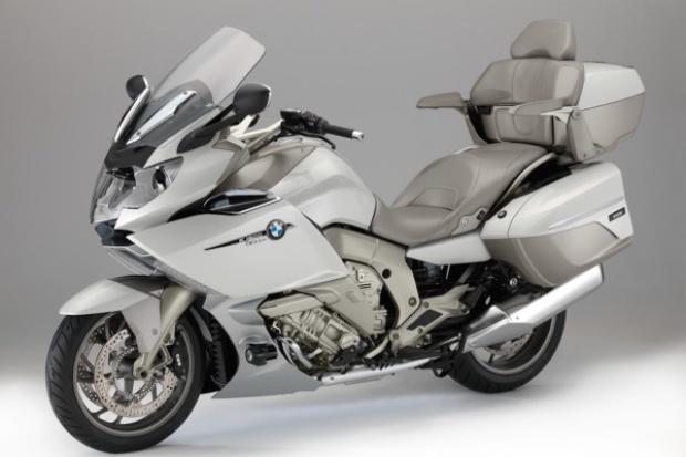 BMW K 1600 GTL Exclusive - jednośladowa ciekawostka