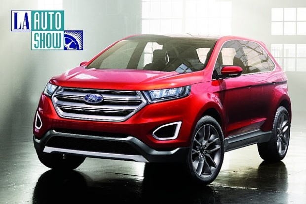 Ford szykuje nowego SUV'a dla Europy