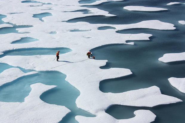 Przetarg na rosyjskie złoża arktyczne przeniesiony