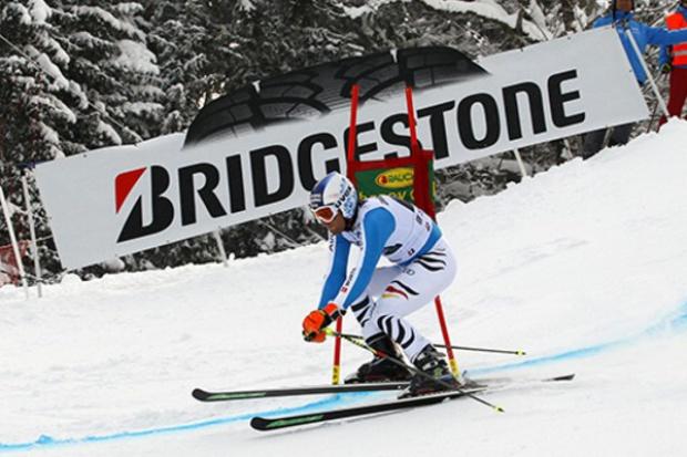 Bridgestone na nartach