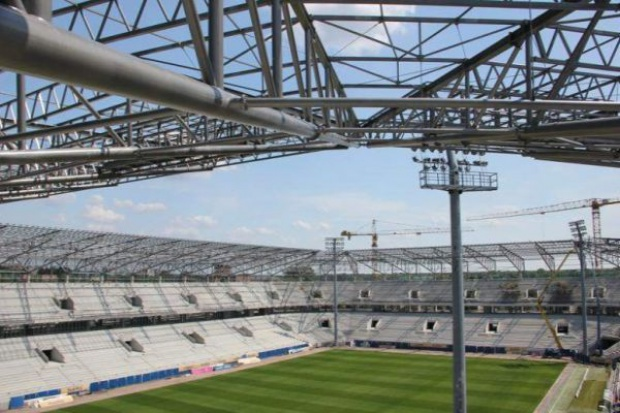 Zabrze zerwało kontrakt z Polimeksem na budowę stadionu
