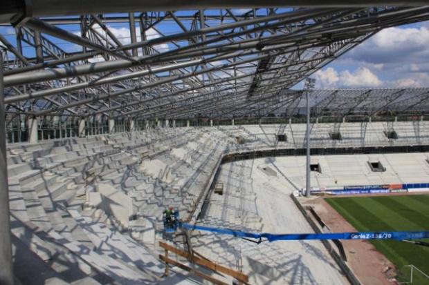 Polimex: zerwanie umowy na stadion w Zabrzu bezpodstawne