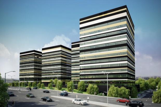W Katowicach powstanie największy kompleks biurowy Skanski