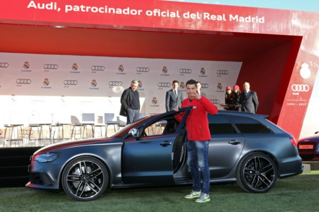 Dekada partnerstwa Audi/ Real Madryt