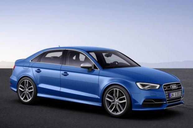 Audi S3 Limousine: jeżdżąca innowacja