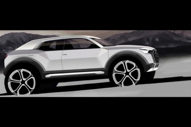 Q1 - Audi jakiego nie było