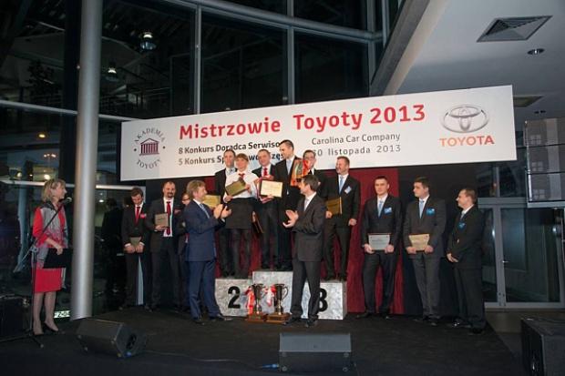 """""""Mistrzowie Toyoty 2013"""" wybrani"""
