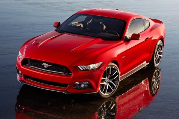 Nowy Mustang na półwiecze modelu