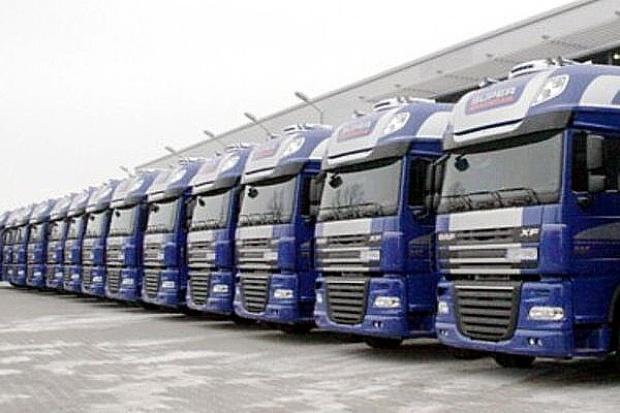 Dwucyfrowy wzrost na rynku ciężarówek