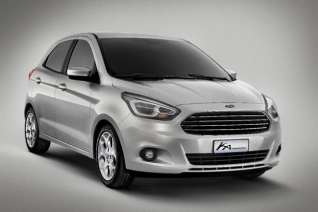 Taki będzie nowy Ford Ka?