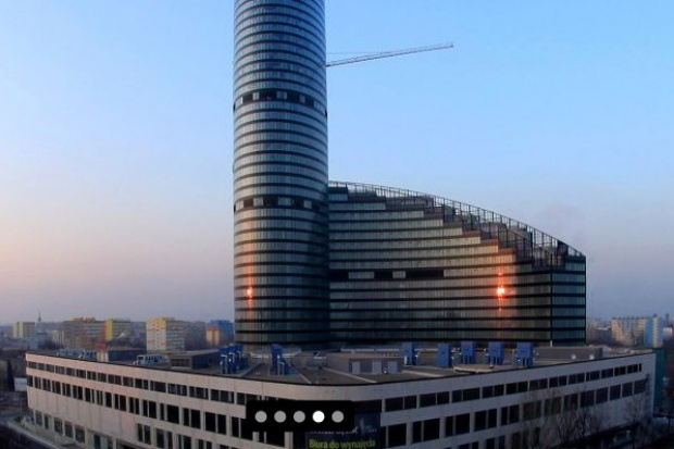 LC Corp zapłaci za Sky Tower 259 mln zł