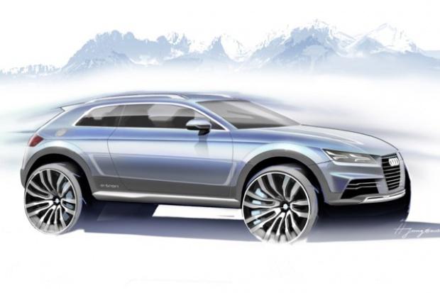 Audi oswaja z nową koncepcją stylistyczną