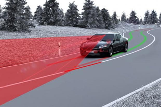 TRW: nowy układ wsparcia kierowcy