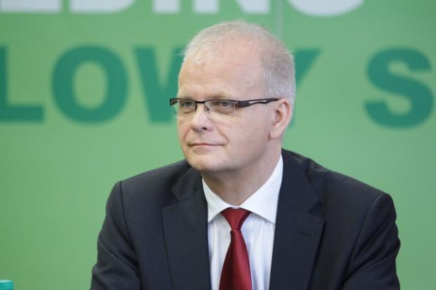 Piotr Litwa, szef WUG: czekam na program dla górnictwa