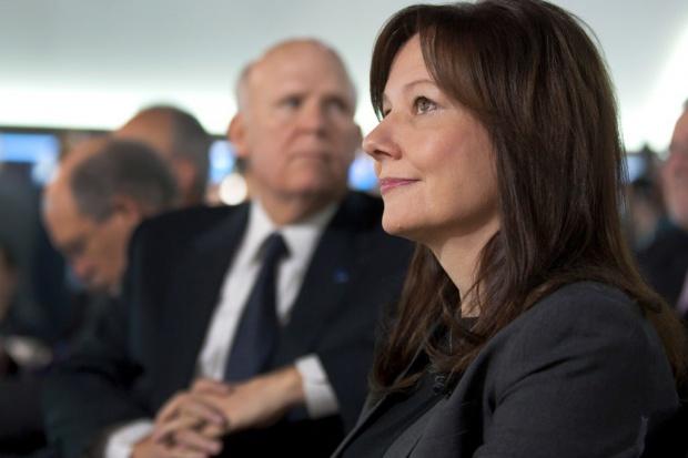 Na czele General Motors po raz pierwszy stanie kobieta