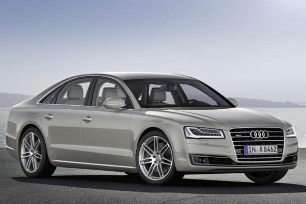 Nowe A8: luksus wg Audi