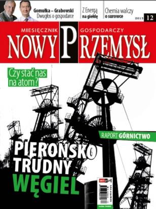 Nowy Przemysł 12/2013